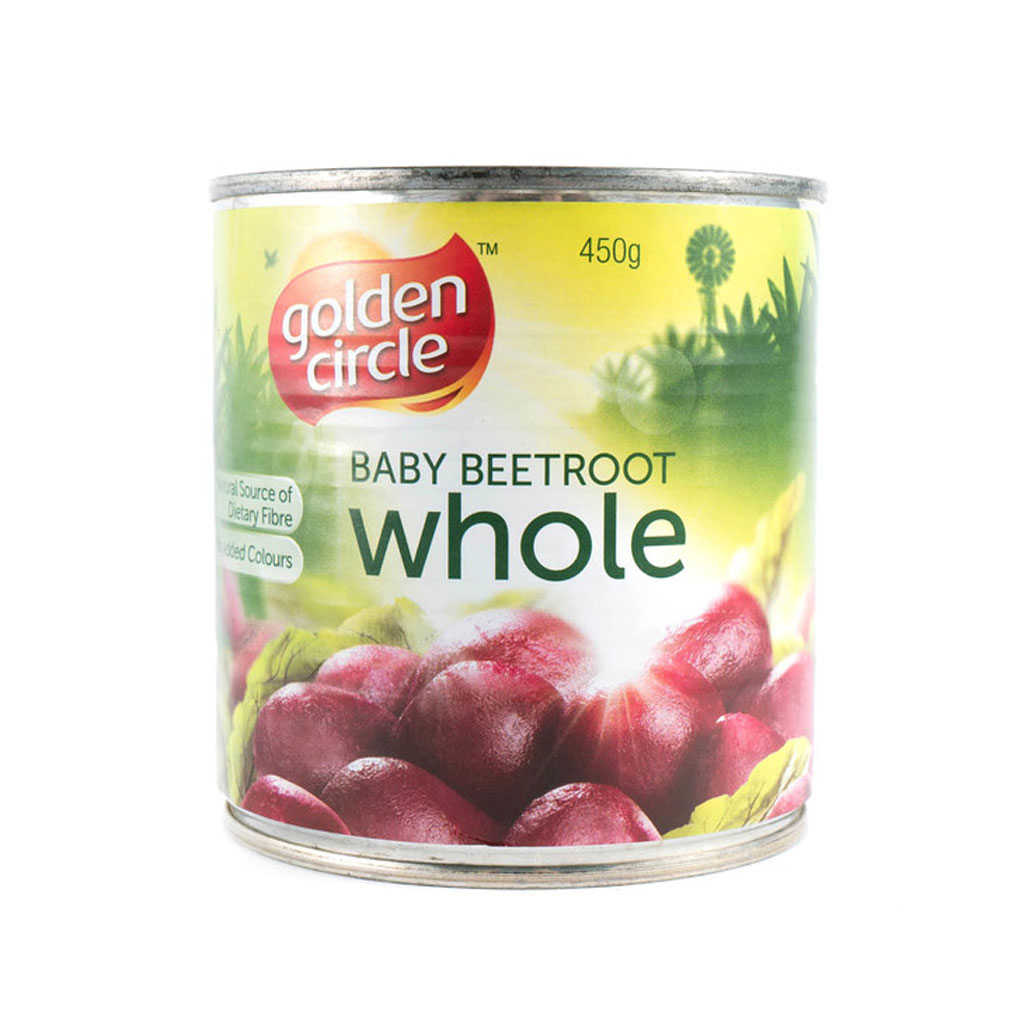 Canned vegetable